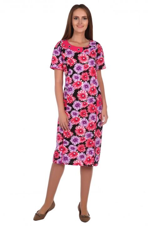 Летнее платье вязаное крючком - Мамины-ручкирф